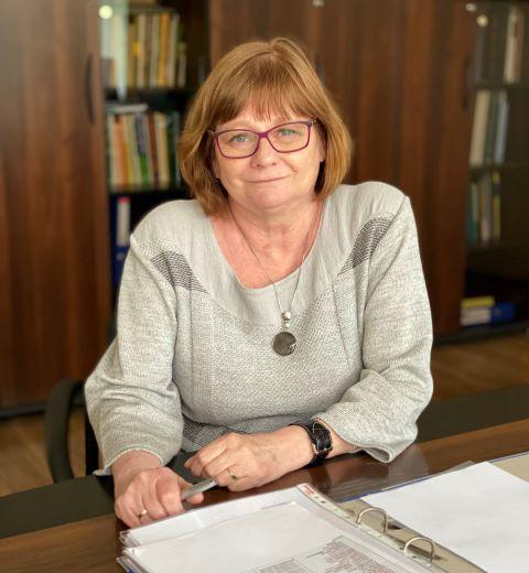 Prof. dr hab. inż. Marianna Czaplicka